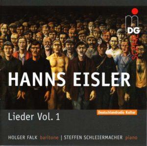 Hanns Eisler Lieder Vol. 1